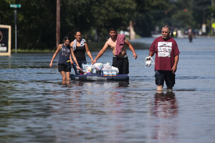 Hurricane Harvey Flood Loss Could Reach $37B