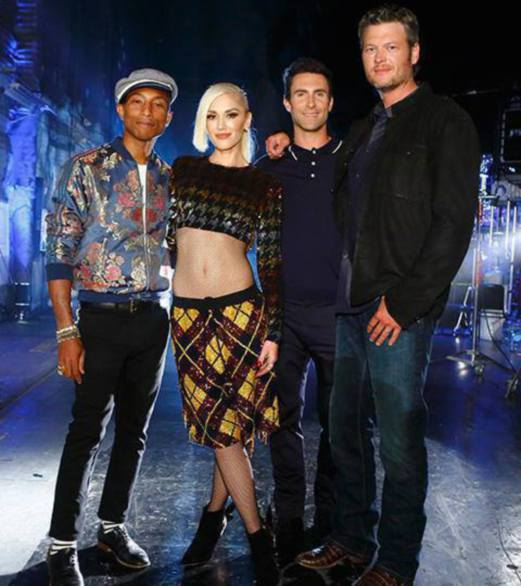 Is gwen stefani and pharrell dating