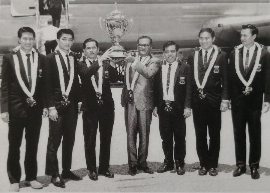 1949 Thomas Cup