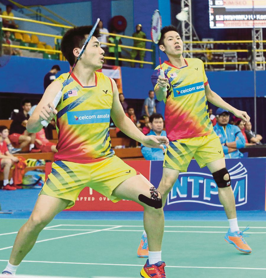Chong Wei and Co book Thomas Cup ticket | New Straits ...