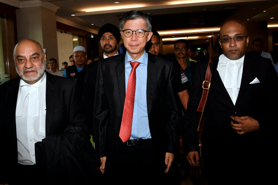 The High Court heard today that it has no jurisdiction to interfere with the order of the Returning Officer (RO) who rejected PKR vice-president Tian Chua's nomination papers to contest the Batu Parliamentary seat in the 14th general election (GE14).
