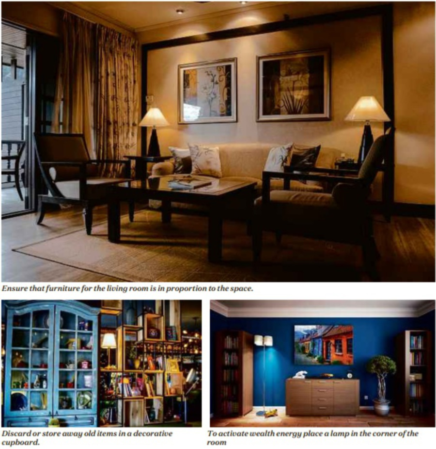 practical tips to decorate living room new straits times
