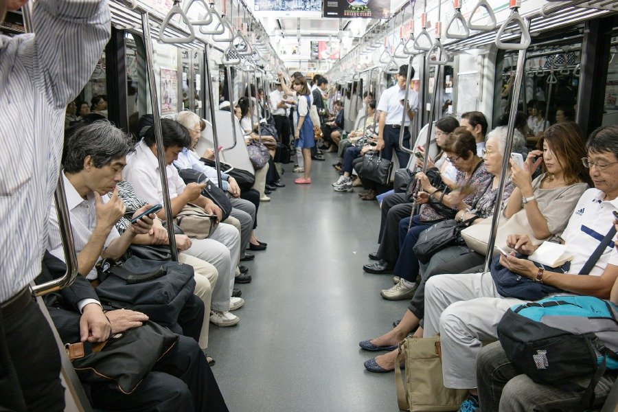 Use your noodle: Tokyo metro offers free food to ease