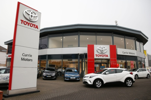 Toyota sold more than 10 million cars worldwide in 2016. However, Volkswagen sold 10.31 million cars and could be named No.1 car seller for 2016. AFP.
