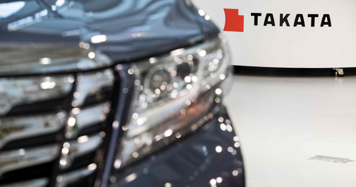 Takata decides to file for bankruptcy - Japan media | New Straits Times | Malaysia General Business Sports and Lifestyle News