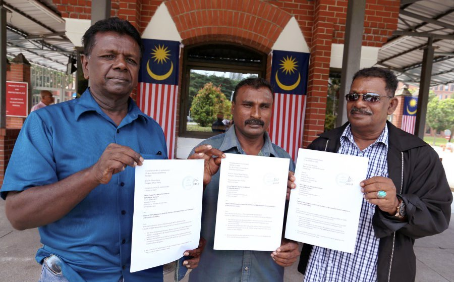 DAP trio want RoS to intervene, publish full list of party members