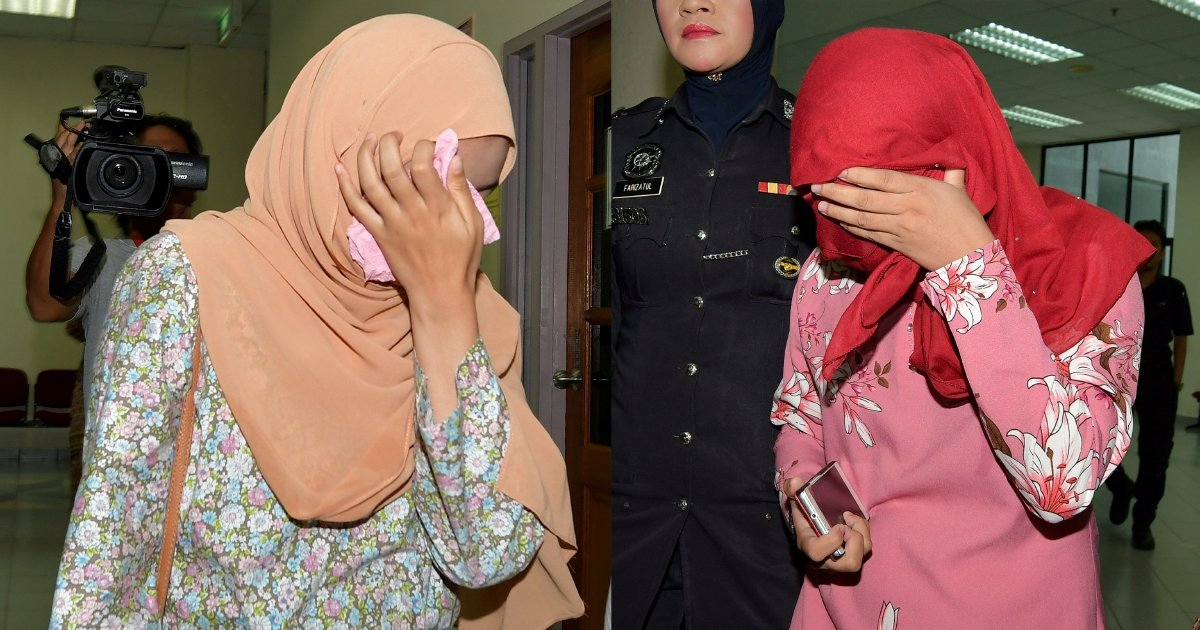 Syariah High Court Hands Down 6 Lashes Of Rotan To Lesbian -5519