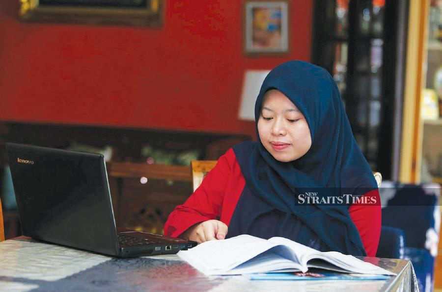 During this pandemic, the Department of Language Education in Universiti Selangor, had to think creatively to facilitate an online teaching practice for their final year students. - NSTP file pic, for illustration purposes only