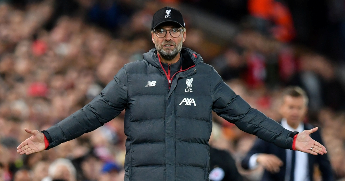 United will be fired up by critics, warns Klopp