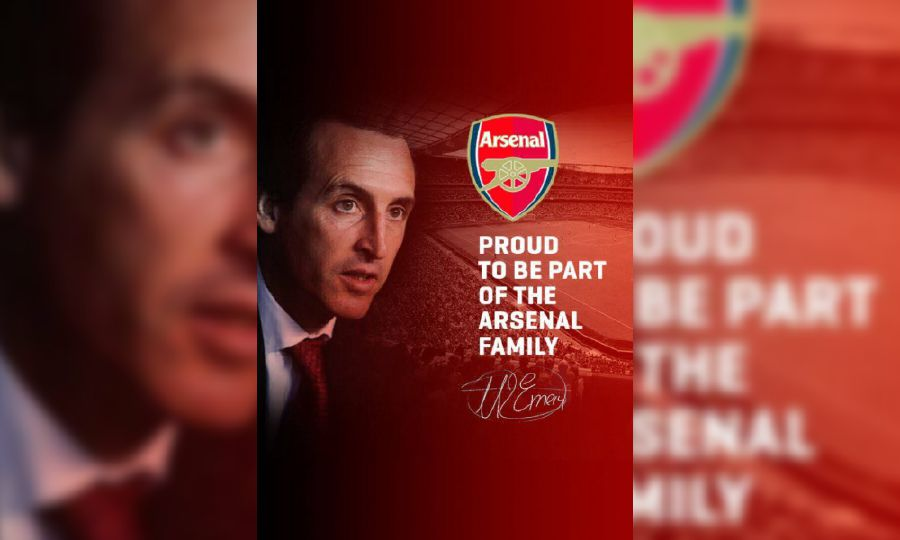Emerys Website Appears To Confirm Arsenal Appointment