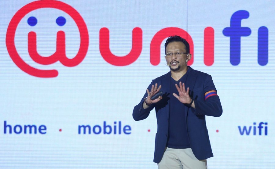 TM aims 500,000 new customers for unifi home | New Straits Times