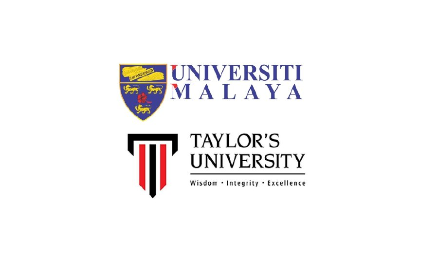 The latest QS World University Rankings by Subject reveals that Taylor's University and University of Malaya (UM) are among the ten Malaysian university department's ranked in the top 50 in the world.
