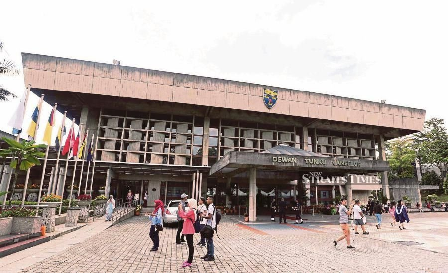 the Higher Education Ministry is promoting University4Society (U4SIC), an innovative programme   to facilitate and enable better cooperation and partnerships between universities and local communities. - NSTP/File pic