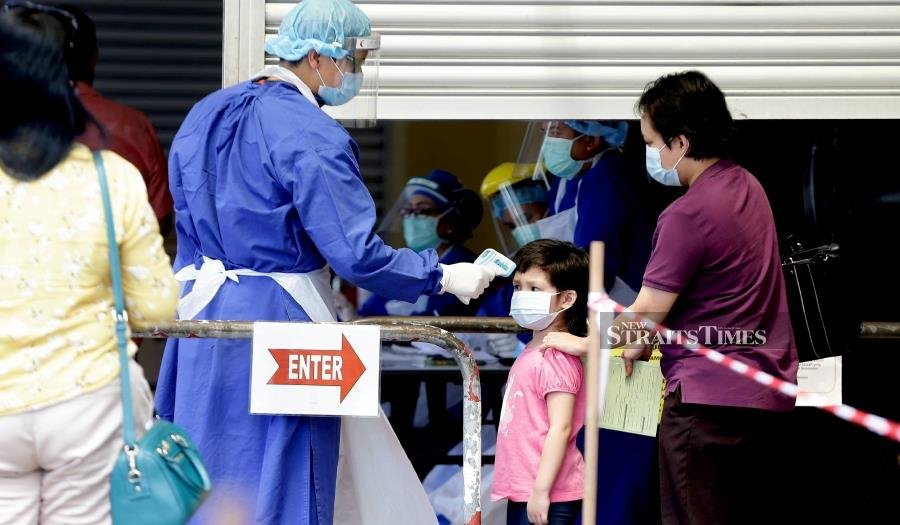 Unity of Malaysians, the success factor in combating Covid-19. It has enabled the government to manage the pandemic effectively. - NST file pic