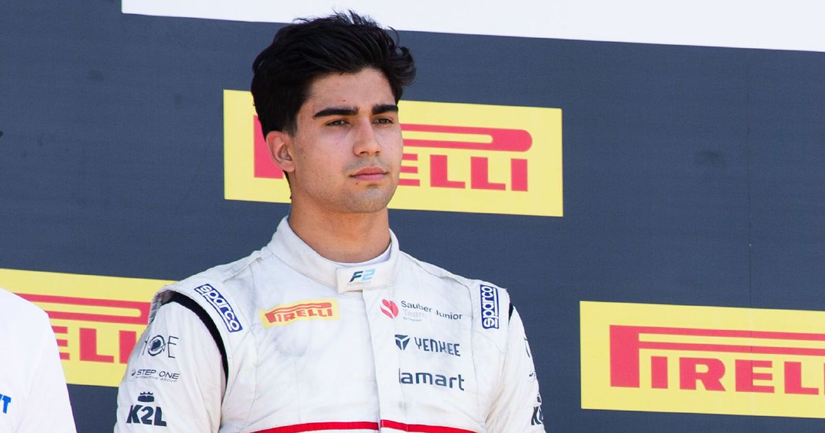 F2 racer Correa removed from coma but facing major surgery