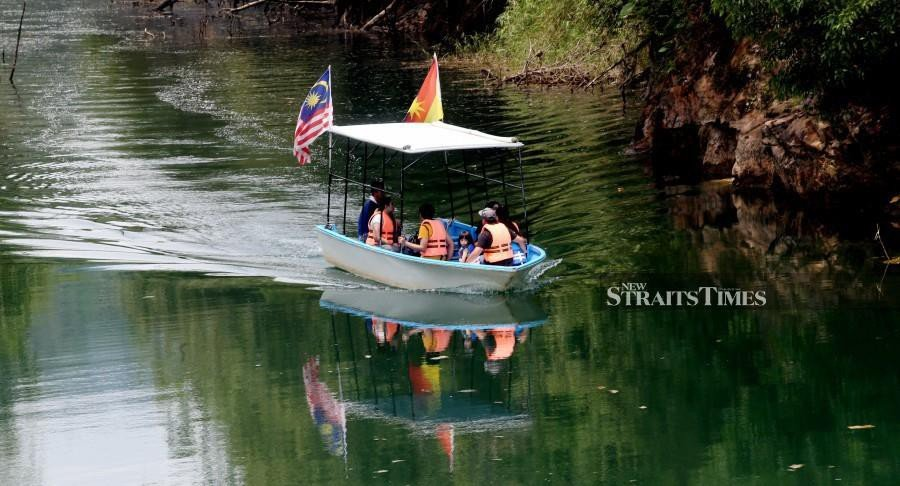 International tourists landing in Sarawak have always been thin on the ground even at the best of times. -NSTP/File pic