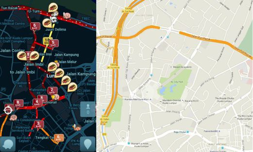 Apps like Waze and Google Map risk national security with ...
