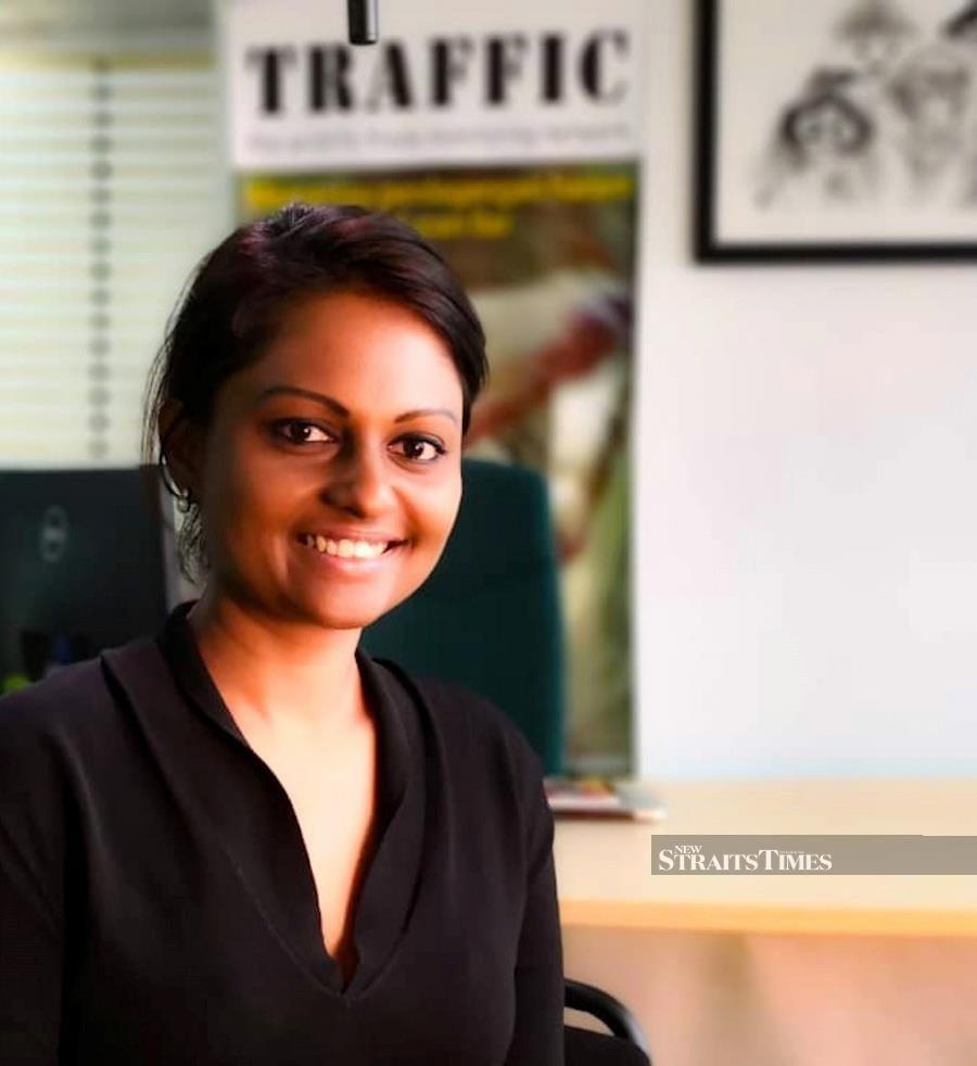 Kanitha Krishnasamy of Traffic.