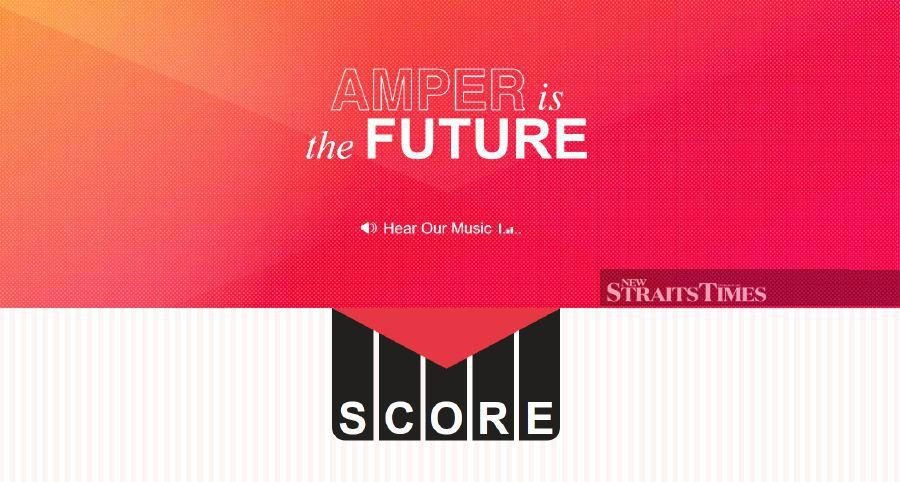 Amper Music that has won acclaim because of its ease of use.