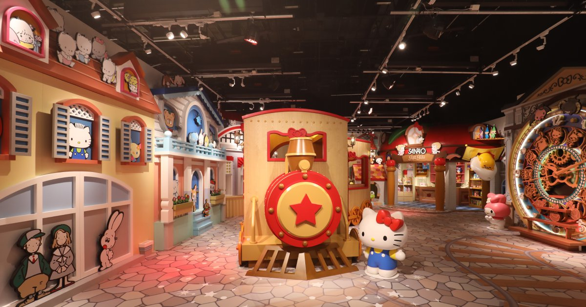 bbfe2183d Have fun revisiting childhood memories at the Our Sanrio Times — Kuala  Lumpur exhibition | New Straits Times | Malaysia General Business Sports  and ...
