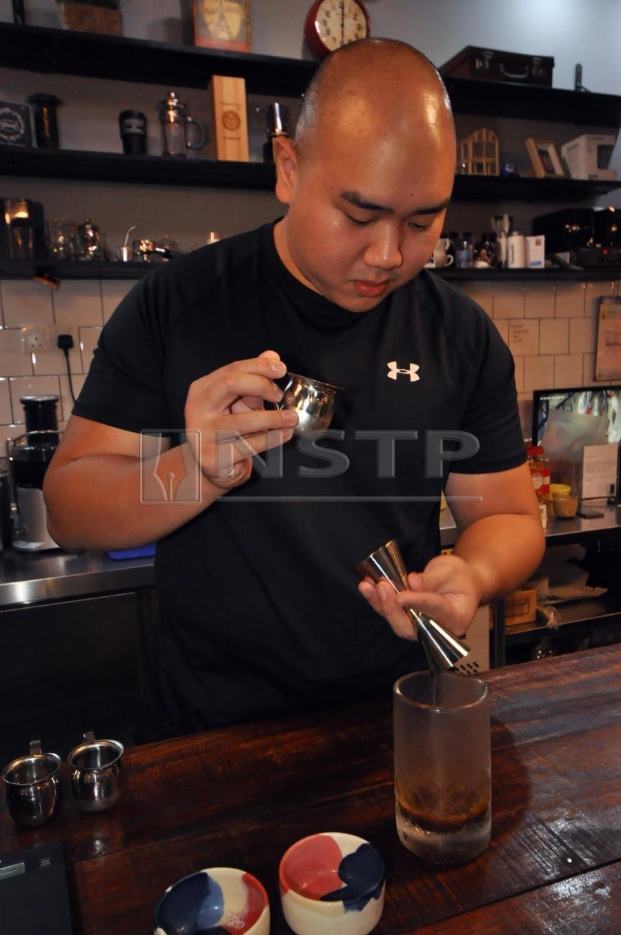 Aroma of Success is brewing at the upcoming World Barista