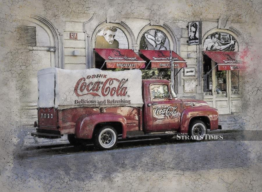 On May 8, 1886, Dr John Pemberton sold the first glass of Coca-Cola at Jacobs' Pharmacy in downtown Atlanta.