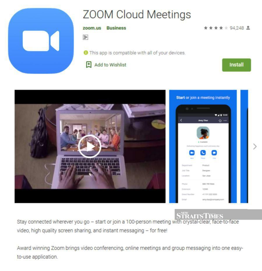 Zoom has a free option which can host up to 100 participants and group meetings can last up to 40 minutes.