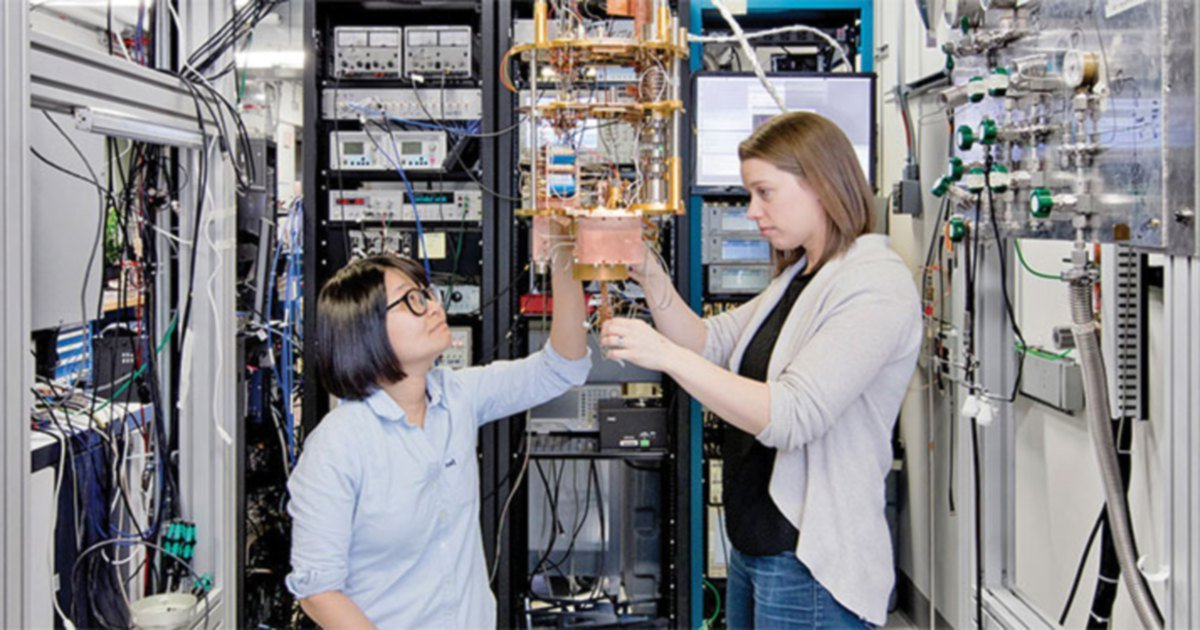 SAVVY: Quantum leap in computing afoot