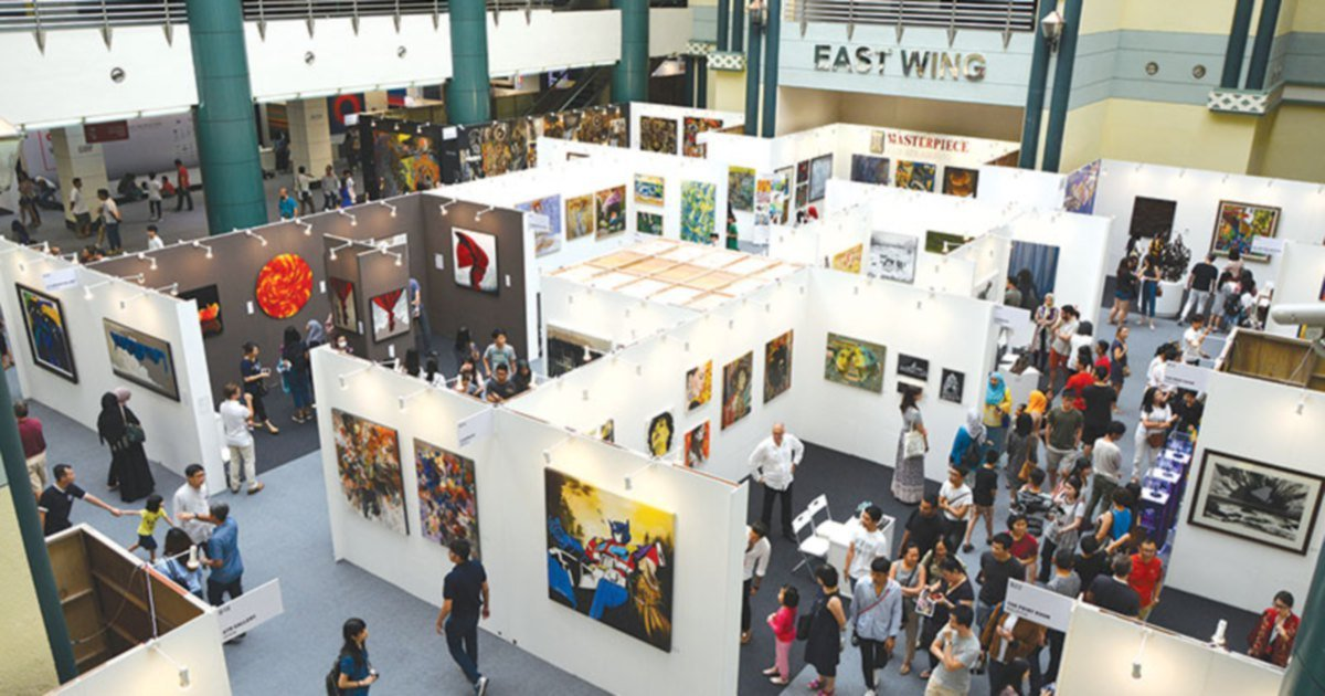 95f4a31613 Art Expo Malaysia - bigger and bolder | New Straits Times | Malaysia  General Business Sports and Lifestyle News