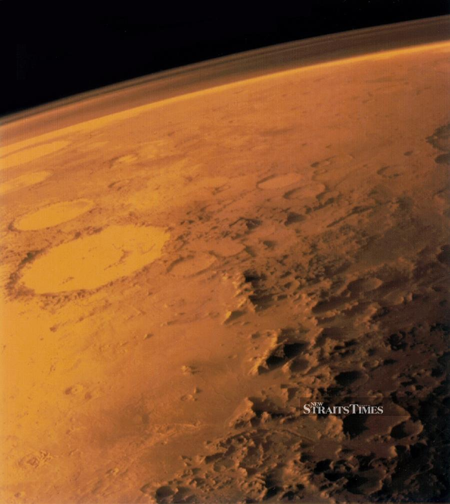 Terraforming Mars could literally require heating up the planet.