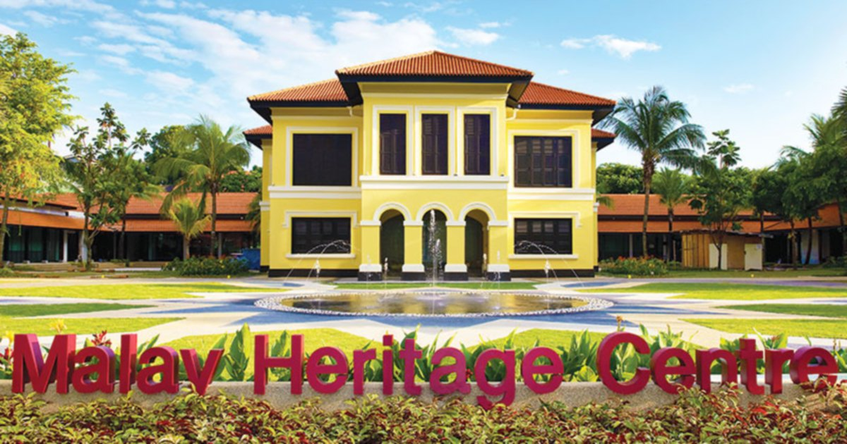 Thriving Malay heritage in Singapore