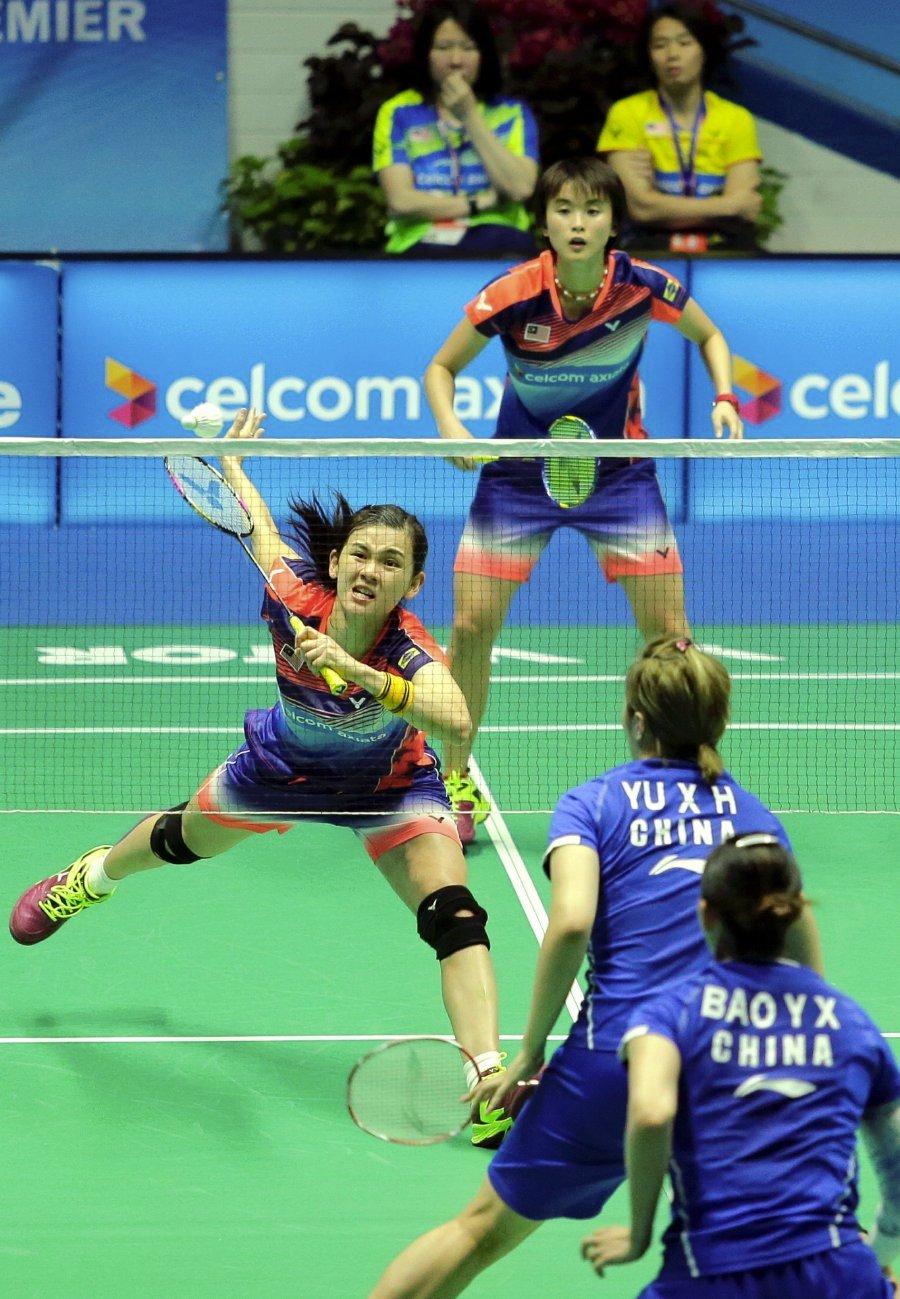 Malaysia Open Yew Sin Ee Yi score upset over Danish high fliers