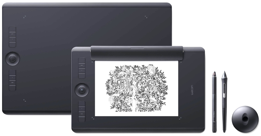 Review: Wacom Intuos Pro Pen Tablet | New Straits Times