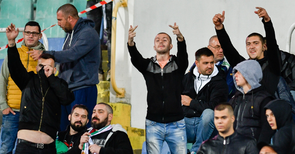 Bulgaria appoint new coach in wake of racism row: Reports