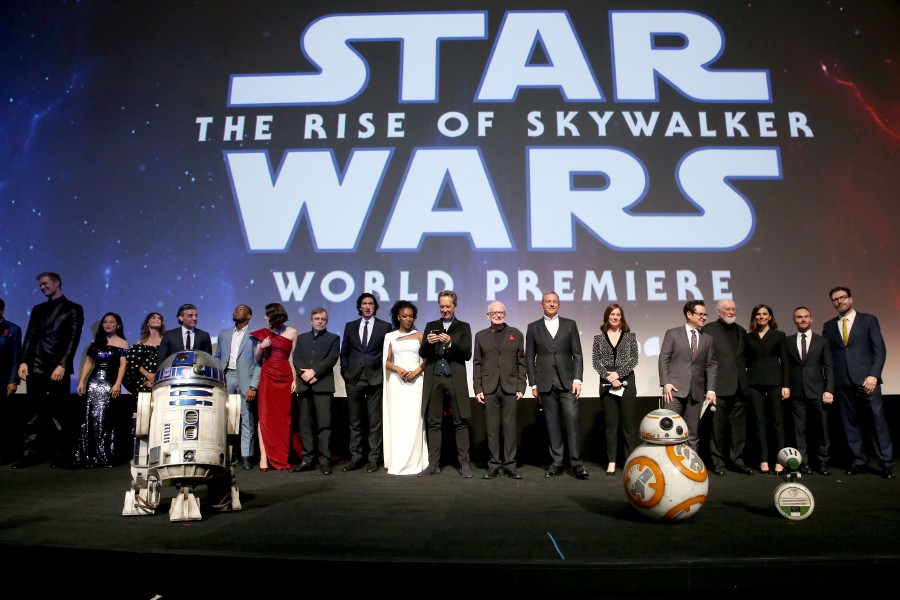 Disney Developing Female Centric Star Wars Series