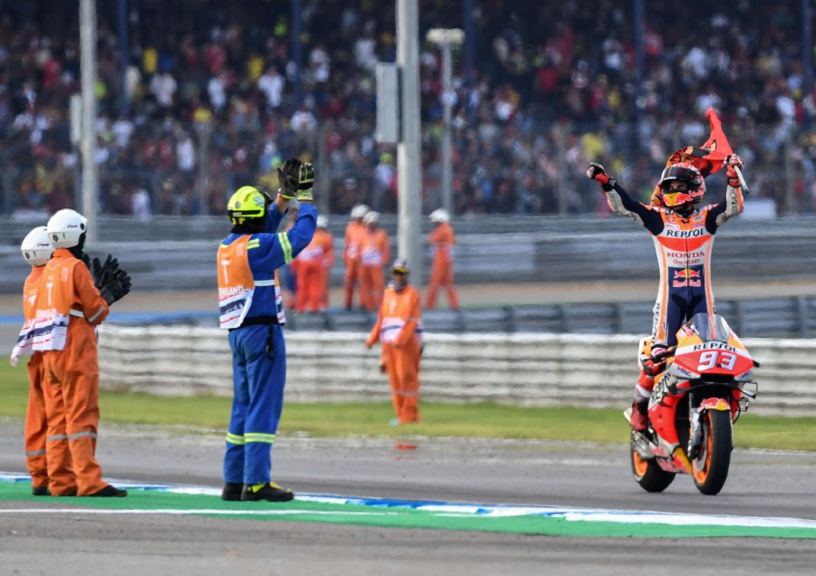 MotoGP cancels season-opening race in Qatar amid coronavirus, Italy travel restrictions