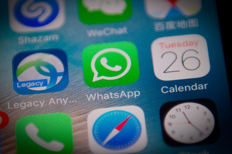 WhatsApp, which has about 1.5 billion users, has been trying to find ways to stop misuse of the app, following global concerns. (AFP)