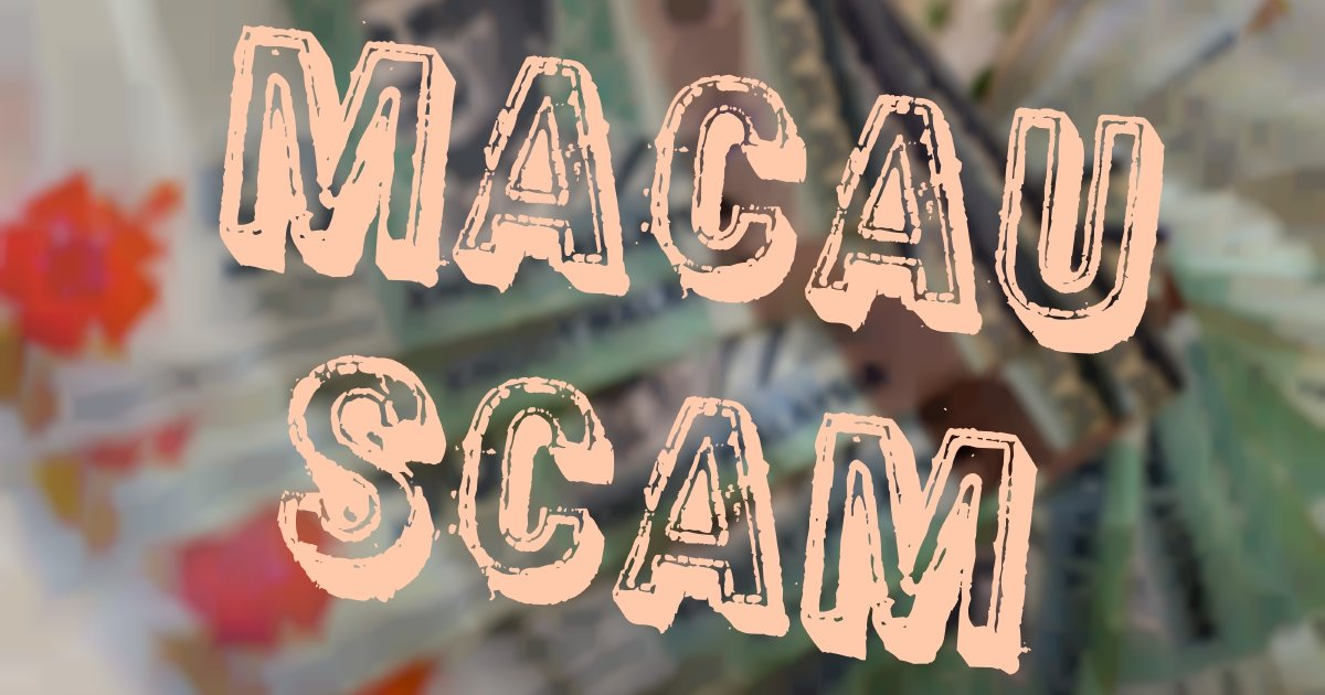 90-year-old PJ woman loses RM3.83 million in Macau scam