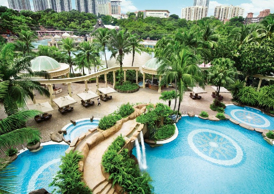 Stay Perfect Staycation In The Heart Of Sunway New Straits Times Malaysia General Business