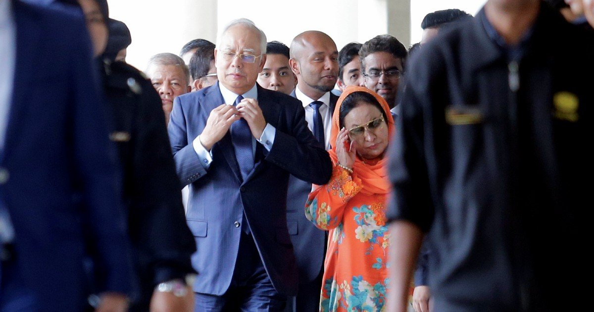 Najib, Rosmah among several to be summoned over phone recording clips