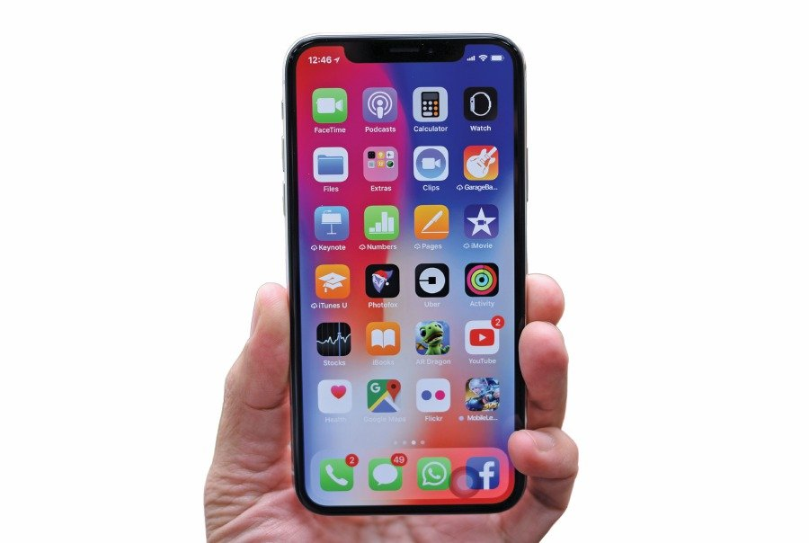 Analysts lower iPhone X shipment for Q1, 2018