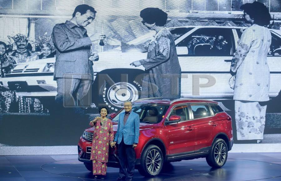 Proton S Much Anticipated First Suv Breaks Cover With Sub