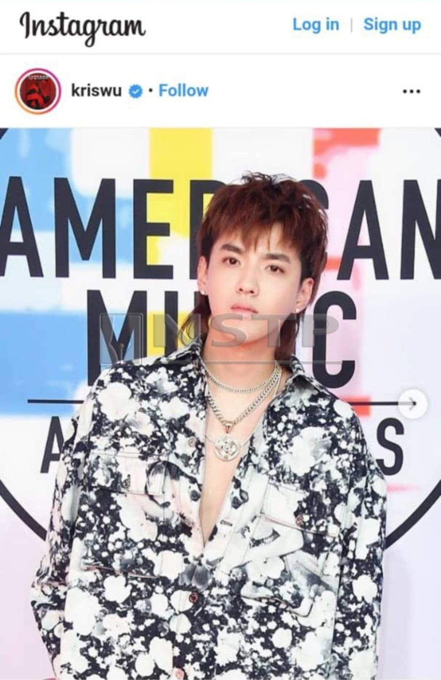 Showbiz: Ex-EXO member Kris Wu glad to have left the group, but