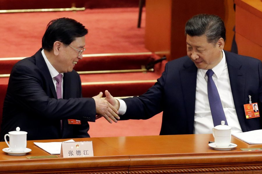China abolishes term limits, makes Xi Jinping president for life