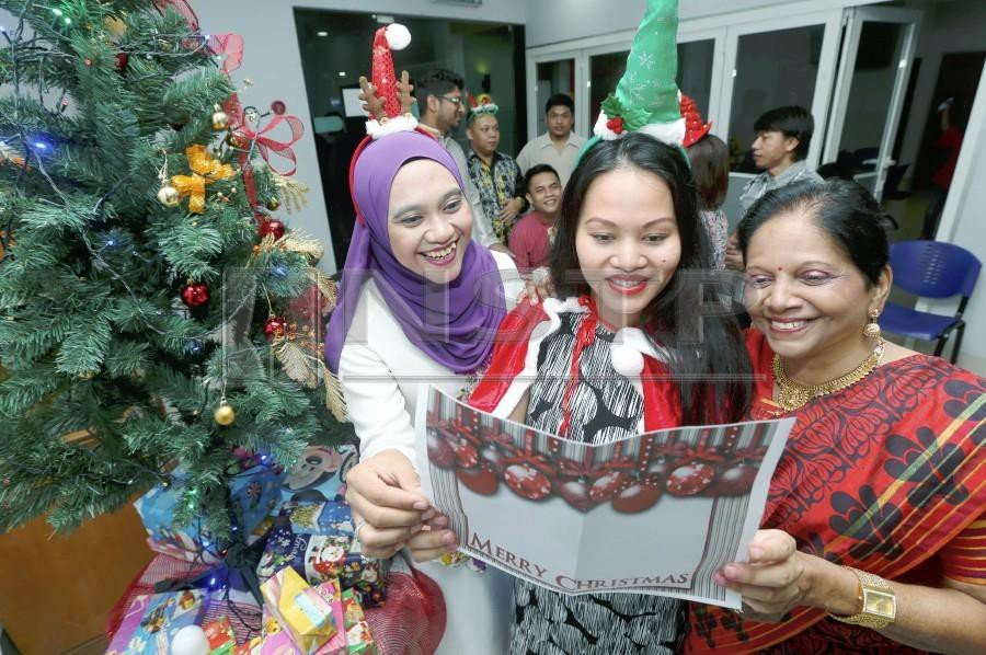 A Wish For Christmas.Dr M S Christmas Wish For Malaysia Continue Celebrating