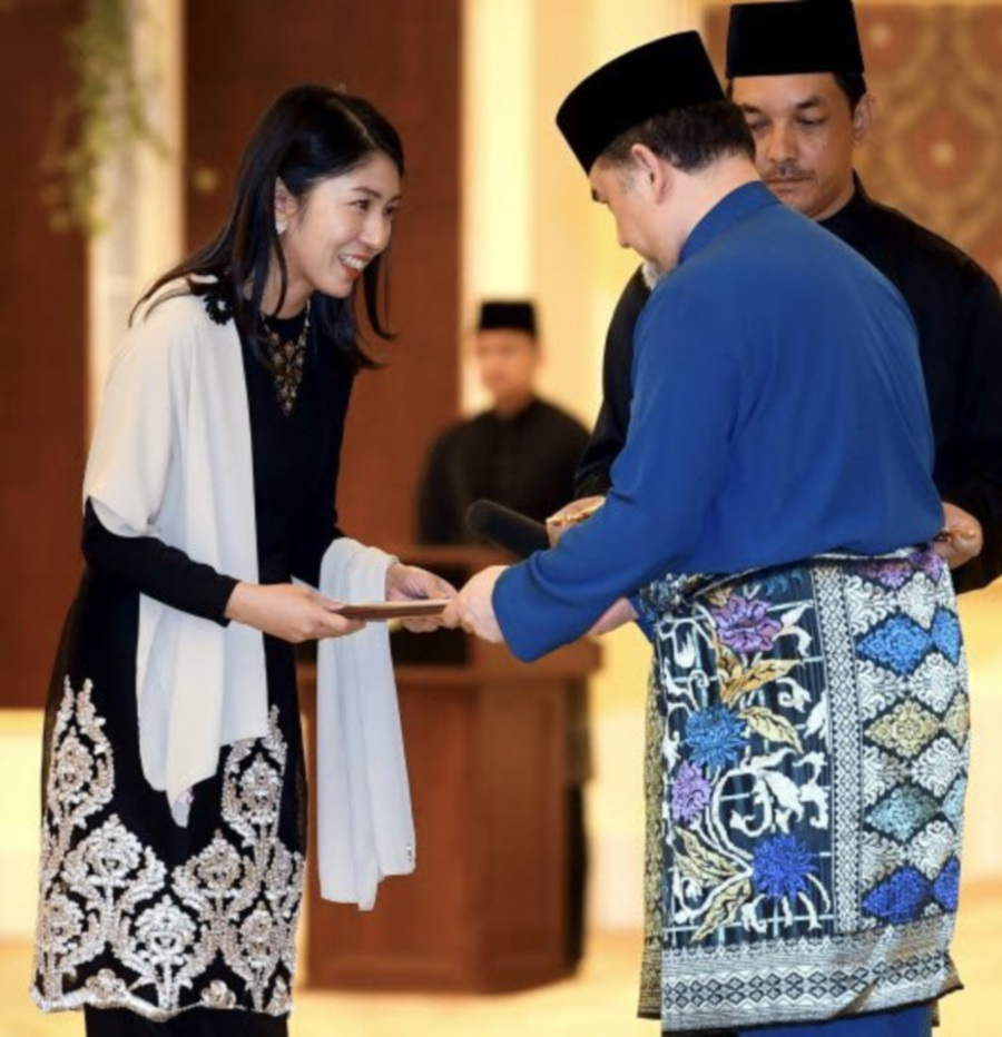 5 impressive facts about new Minister of Energy, Yeo Bee Yin