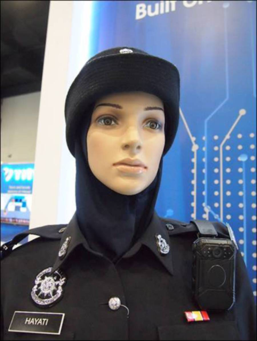 AFSB first in Malaysia to integrate body-worn cameras with