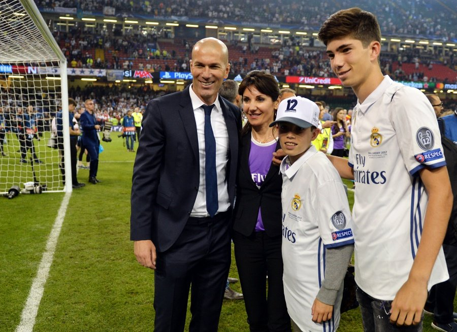 Zinedine Zidane Can 'Stay For Life' At Real Madrid -Florentino Perez