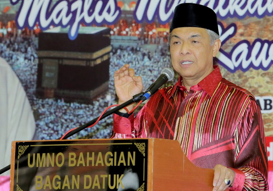 Malaysia won't block access to Telegram: DPM