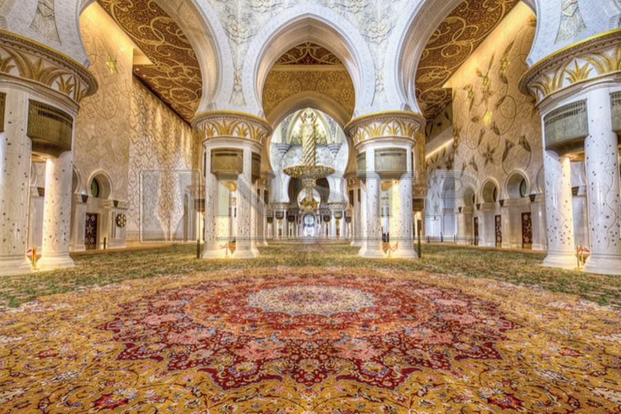 Jom Go Unmatched Grandeur Of The Sheikh Zayed Grand Mosque